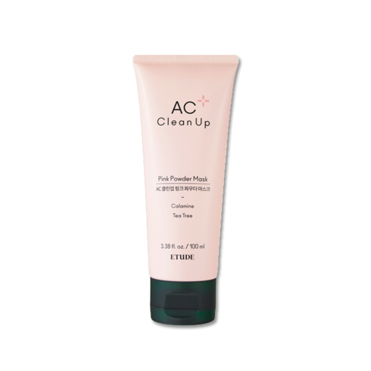 [ETUDE HOUSE] AC Clean Up Pink Powder Mask 2020 renewal ver.(100ml)