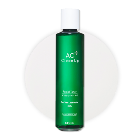 [ETUDE HOUSE] AC Clean Up Teatree Toner 2020 renwal ver.(200ml)