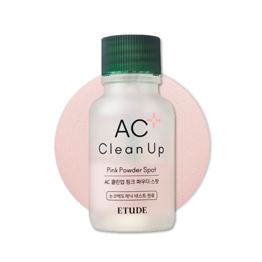 [ETUDE HOUSE] AC Clean Up Pink Powder Spot 2020 renewal ver.(15ml)
