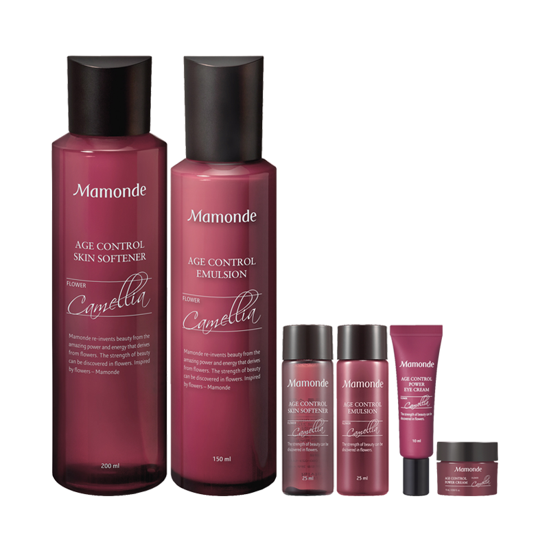 [MAMONDE] Age Control 2 Step Set