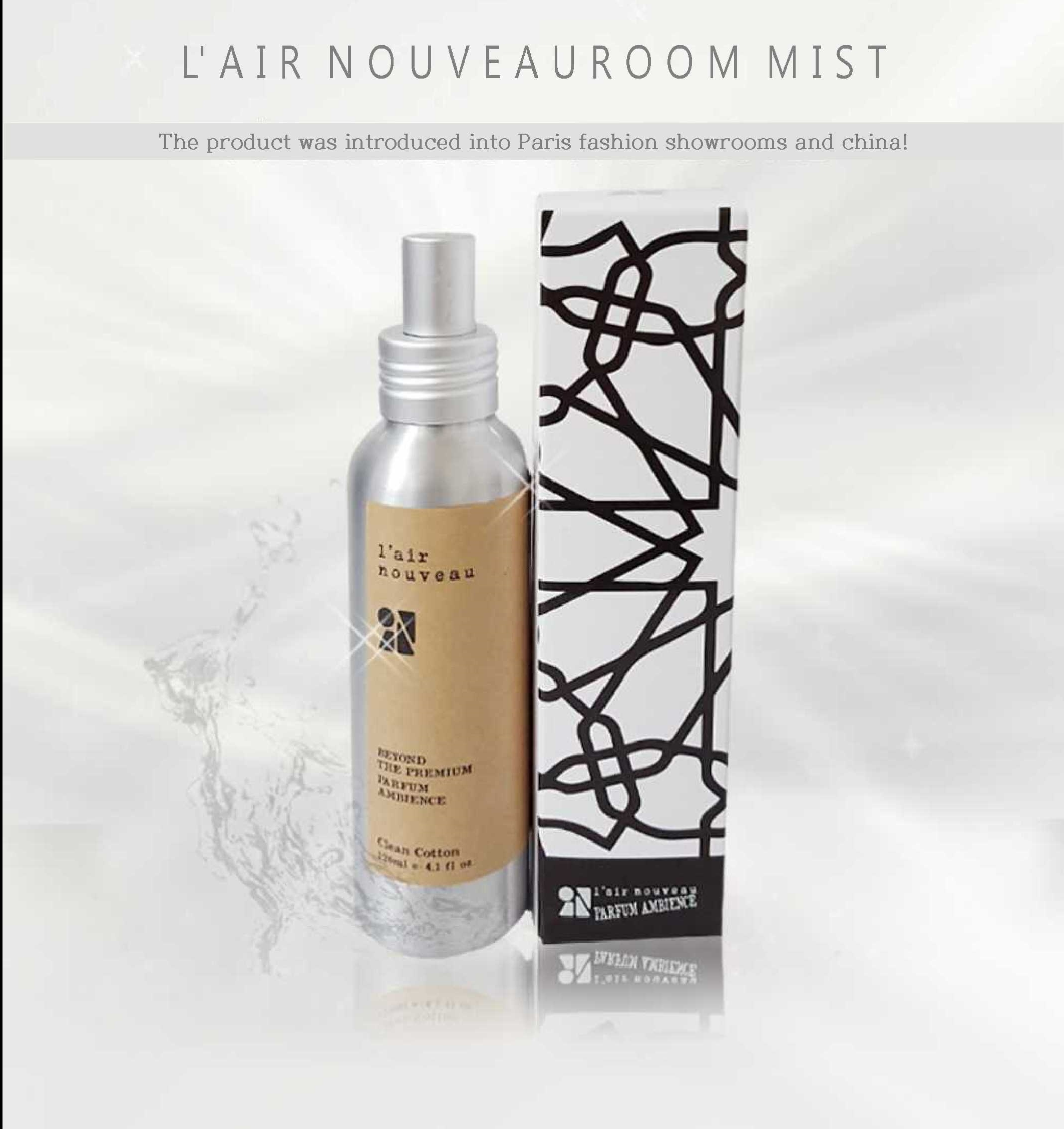 [Lairnouveau] Room Mist Home Fragrance Natural Perfume 120ml